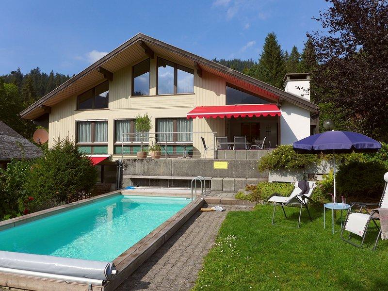 Mooshütte, vacation rental in Eggiwil