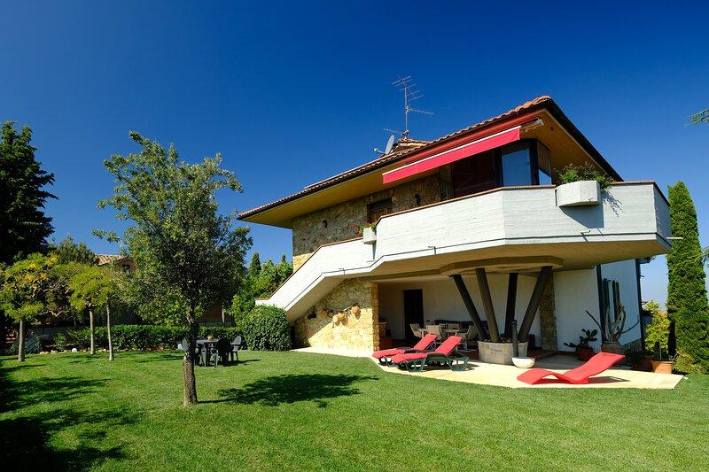 Il Melograno - San Quirico d'Orcia, holiday rental in Bagno Vignoni