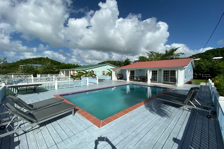 Villa Utopia, holiday rental in Crab Hill