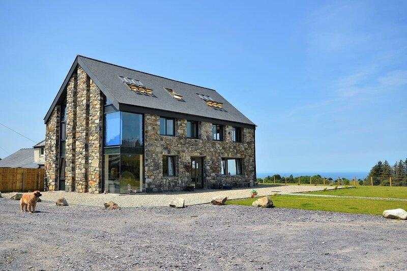 Stunning 5-Bed House in Caernarfon, casa vacanza a Nant Peris