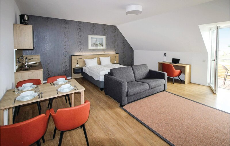 Stunning apartment in Puttbus/Rügen with WiFi (DMR516), casa vacanza a Lauterbach