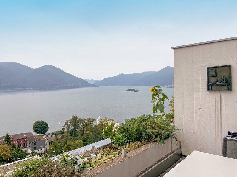 Sollevante (Utoring), vacation rental in Losone