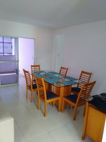 Apartamento entre o Centro e a Praia, aluguéis de temporada em João Pessoa