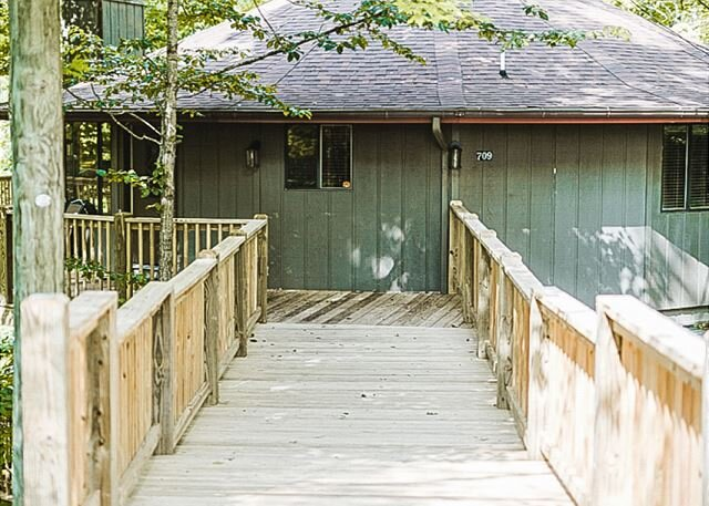 Dogwood Place ramp to deck