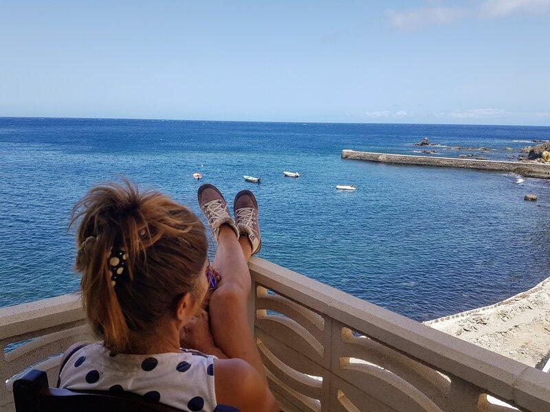 APARTAMENTO PLAYA ALOJERA 1ª LINEA, vacation rental in La Gomera