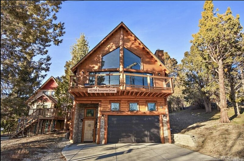 41 - SONOMA LODGE - BRAND NEW CABIN, HIGH END FINISHES, vacation rental in Moonridge