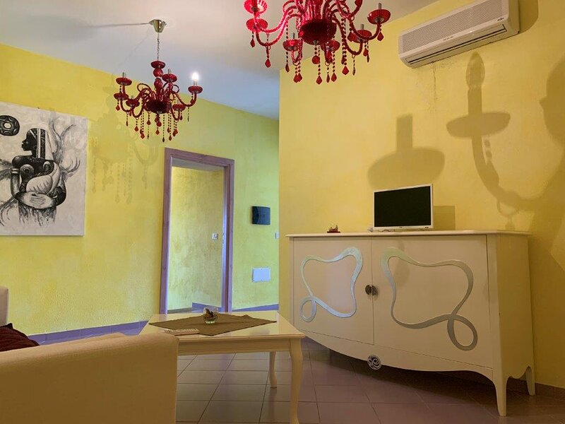Meraviglioso Residence - Wifi, Ac e Piscina vicino al mare della Sardegna, alquiler de vacaciones en La Ciaccia