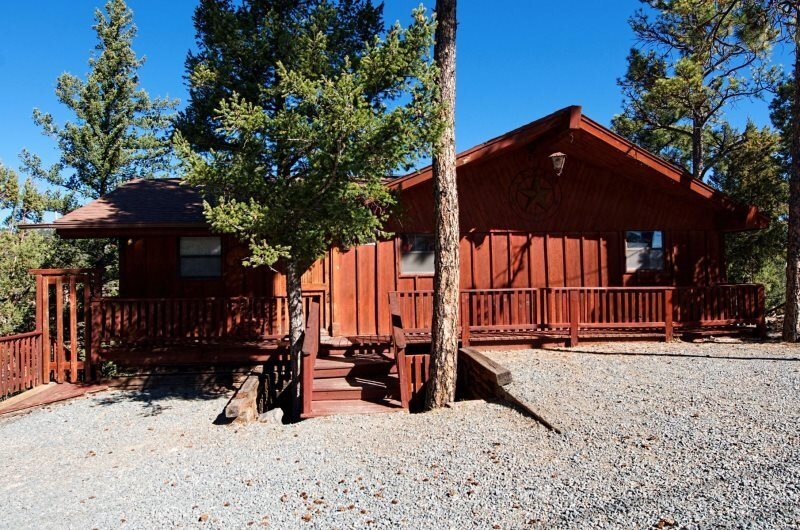 The Hideaway - Cozy Cabins Real Estate, LLC., vacation rental in Ruidoso