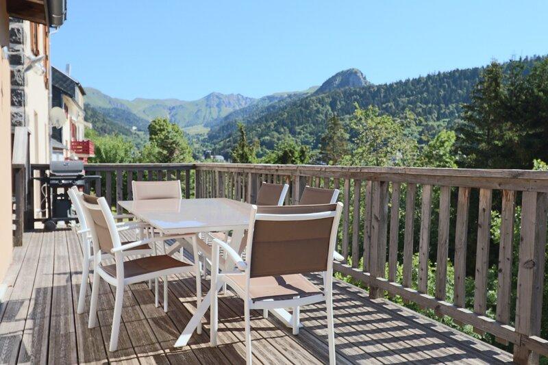 L'Atelier de Claire, holiday rental in Le Mont-Dore