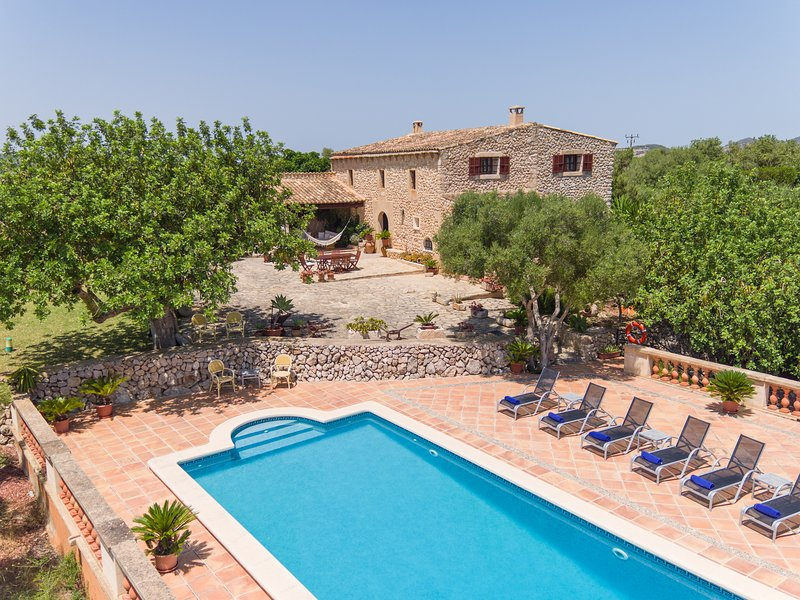 Son Poca Palla, holiday rental in Sant Llorenç des Cardassar