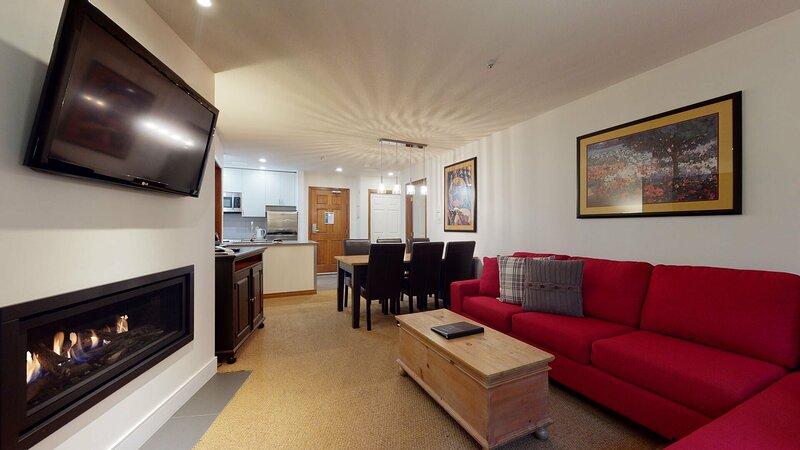 119 Aspens, holiday rental in Whistler