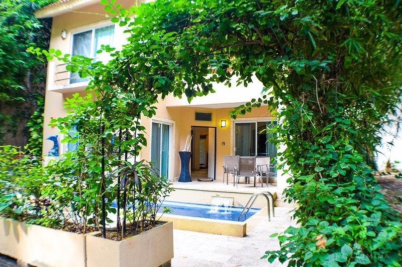 Casa Katarina, holiday rental in Playacar