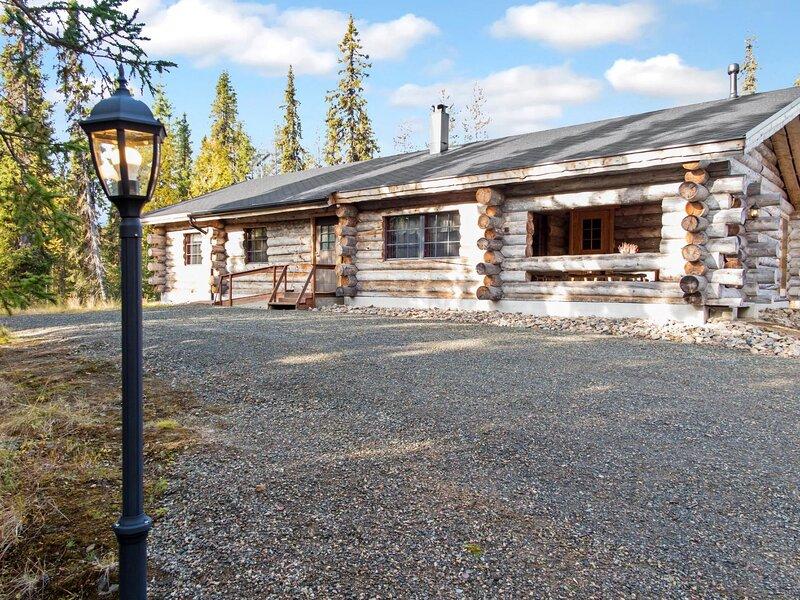 Äkäsranta, holiday rental in Akaslompolo