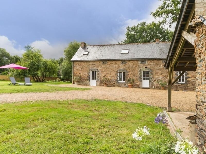 Gîte du Château de Bruc, holiday rental in Masserac