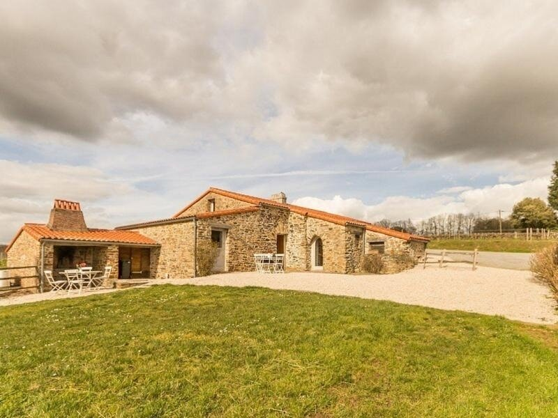 Ancienne Maison de Vignerons, holiday rental in Varades