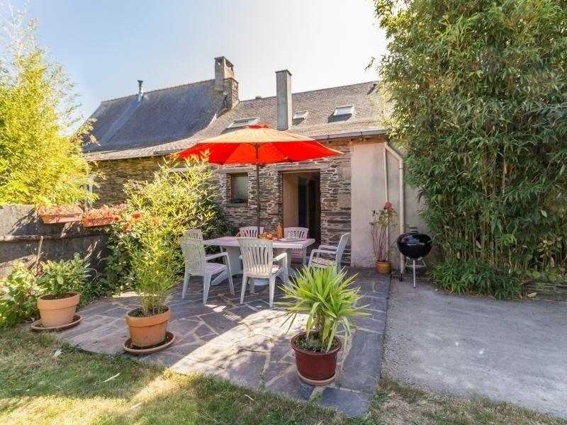 Gîte de la Ferronnais, holiday rental in Martigne-Ferchaud