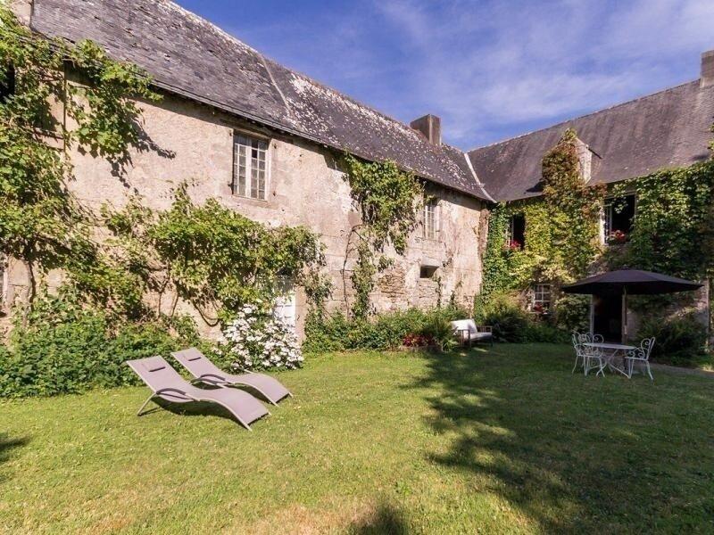 Manoir de Coëtcaret, location de vacances à Saint-Lyphard