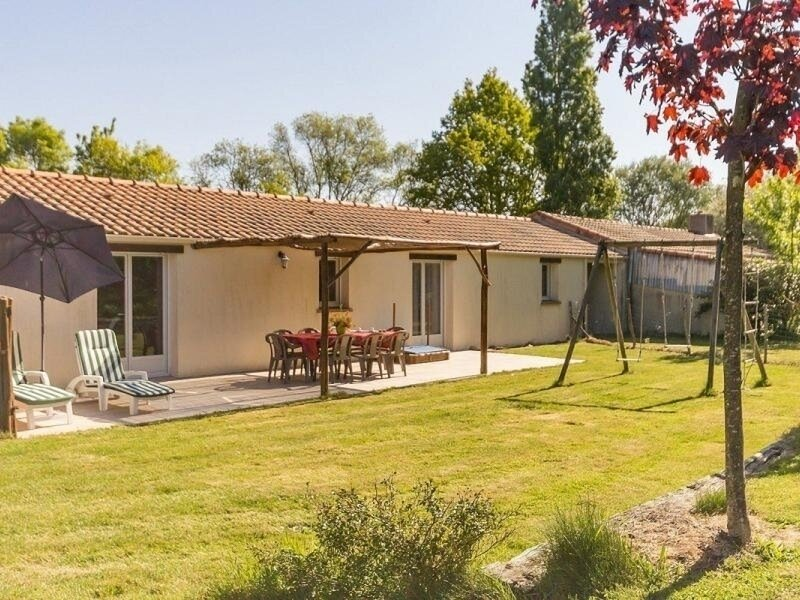Le Four, holiday rental in Saint Viaud