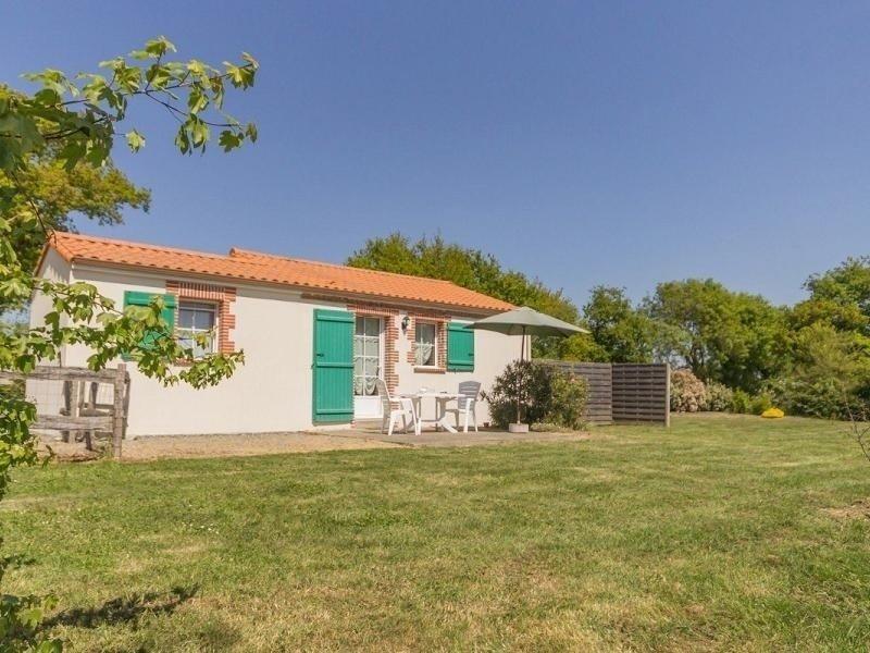 Gîte 2 de la Maulevrais, holiday rental in Donges