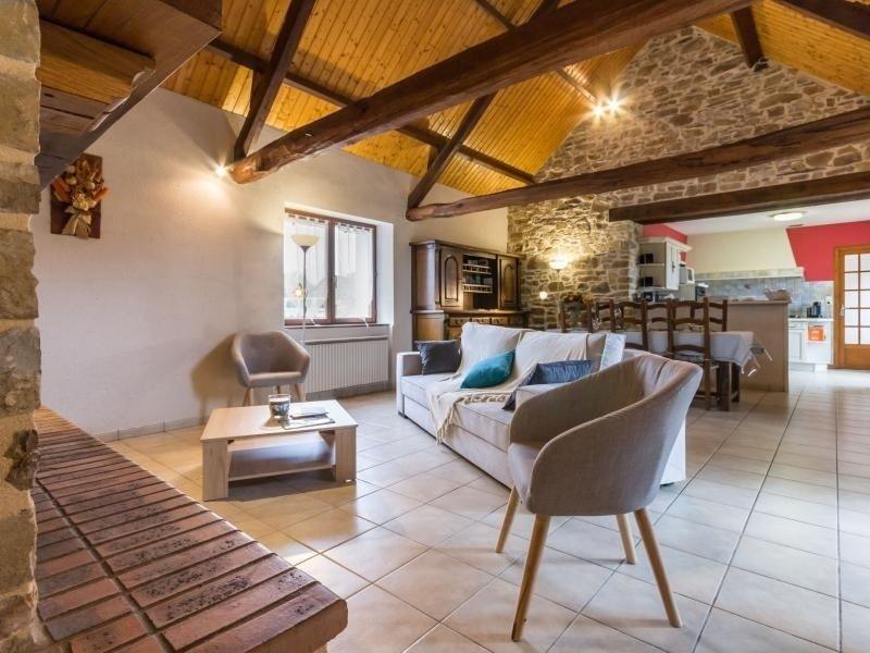 Le Camélia, holiday rental in Martigne-Ferchaud