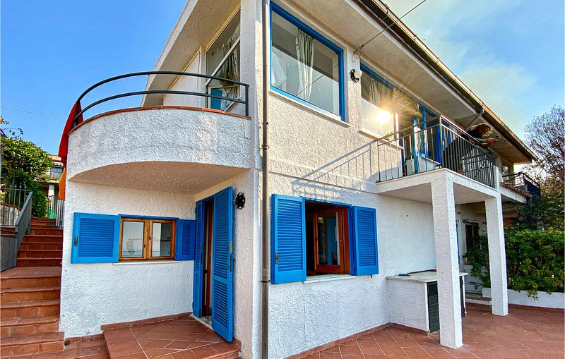 Beautiful home in Marina di Camerota with 1 Bedrooms (IKC600), vacation rental in Acquavena