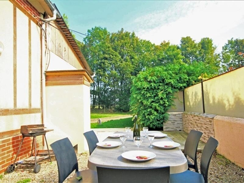 Le P'tit Nid, holiday rental in Houquetot
