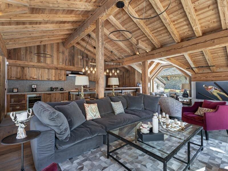 Chalet situé quatier du fornet proche des pistes, vacation rental in Noasca