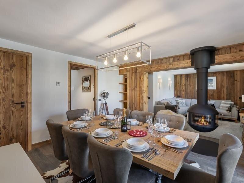 Appartement situé près de la piste de la Traversée du Laisinant, holiday rental in Ceresole Reale
