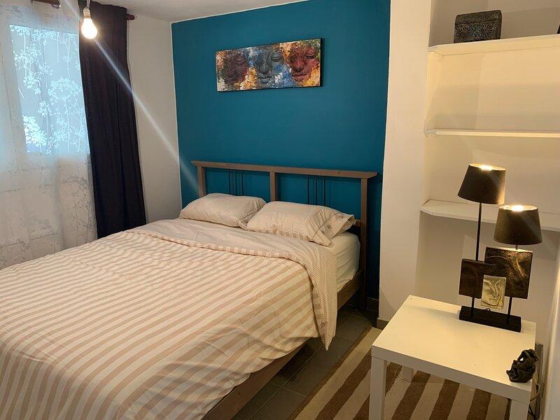 Logement cosy entre Paris et Disneyland, vacation rental in Nogent-sur-Marne