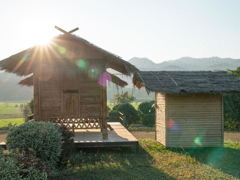 Stargaze, sit by the campfire, and be embraced by the hill in Chiang Mai, holiday rental in Hang Dong