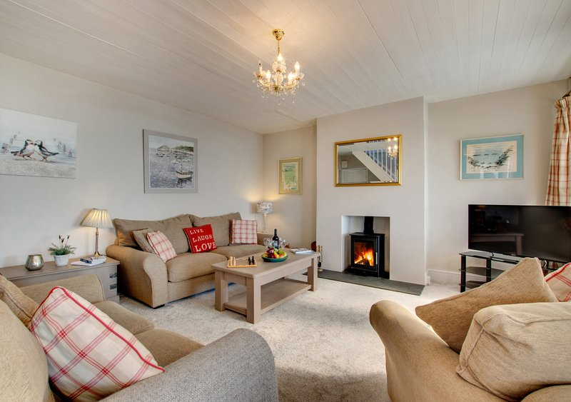 Uplands, vacation rental in Tresowes