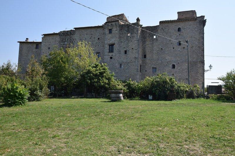 La Fortezza, alquiler vacacional en Marcellano