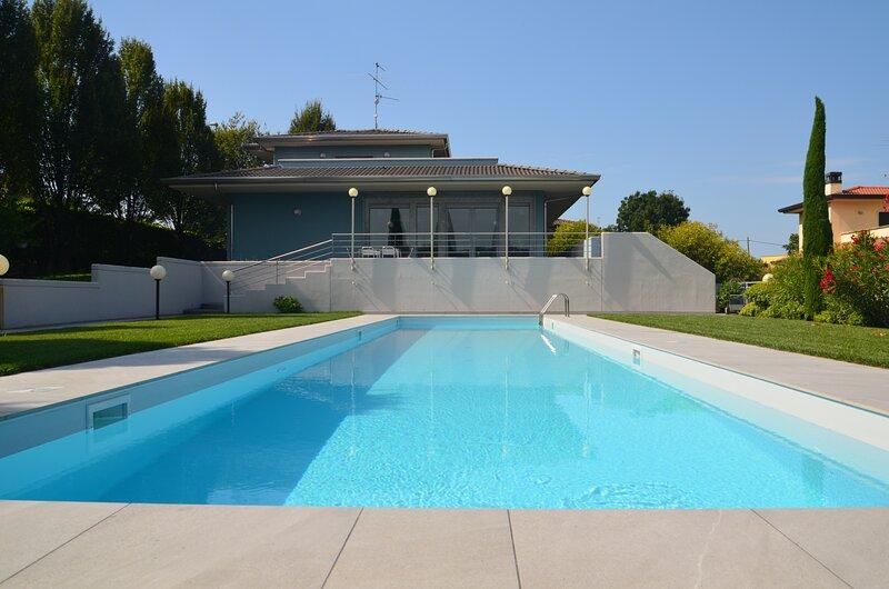 Villa Amanda, holiday rental in Muscoline