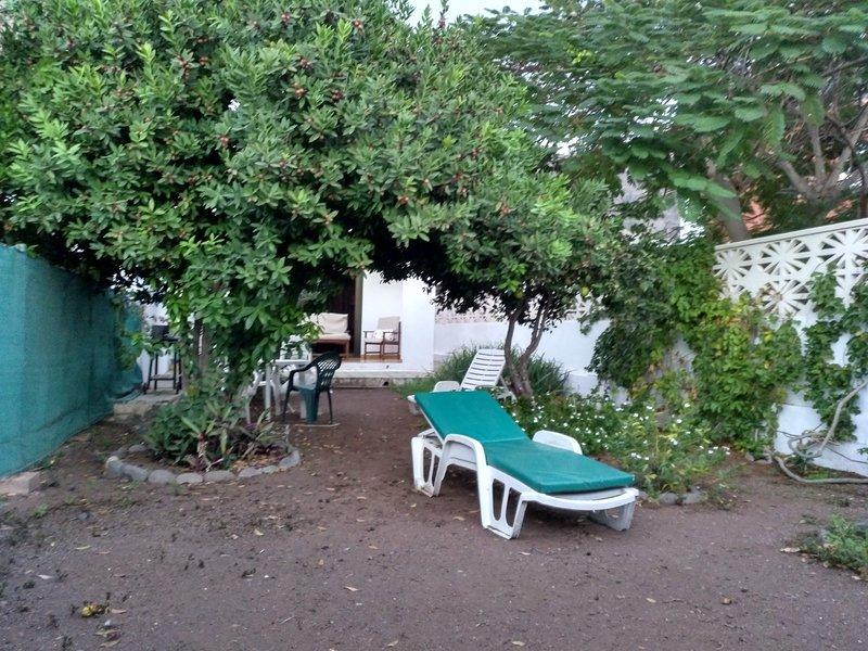 Casa Los Medanos A, vacation rental in La Gomera
