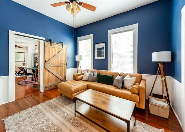 Flexible Refund Polices: Mid-Century Eclectic Apartment Close to Forsyth!, casa vacanza a Pooler
