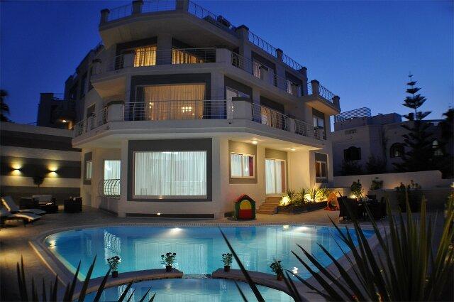 Villa Belvedere, location de vacances à Naxxar