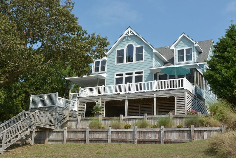 Bella Sound | Sound Front | Community Pool, Hot Tub | Duck, holiday rental in Duck