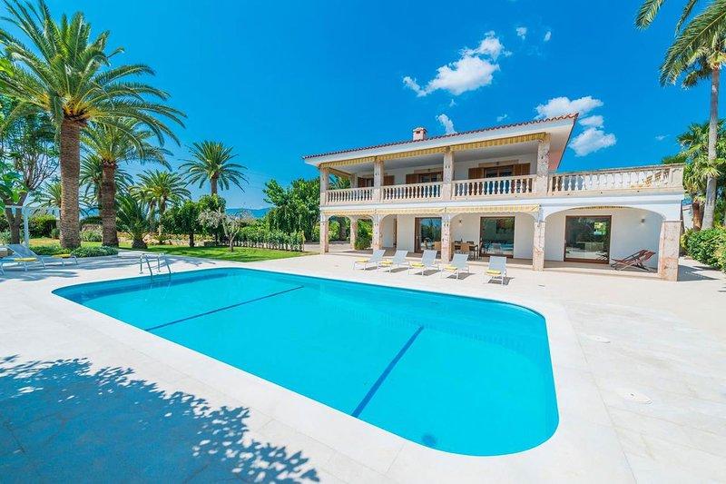Villa Verde, holiday rental in Illetes