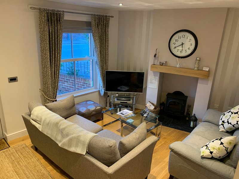 Stylish Victorian town-house in Norwich, vacation rental in Horsham St Faith
