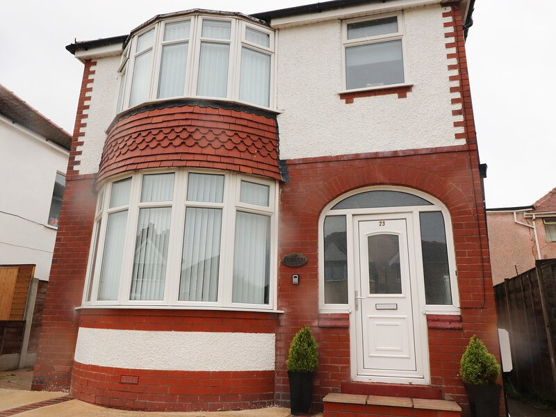 23 Ryden Avenue, Cleveleys, holiday rental in Out Rawcliffe