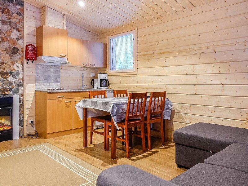 Pikkuporo b, vacation rental in Ivalo