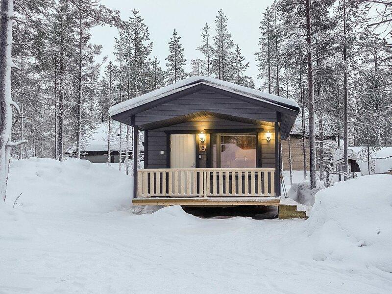 Pikkuporo b, holiday rental in Saariselka