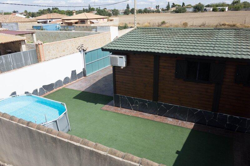 La Casa de Ushiro, holiday rental in Pago del Humo