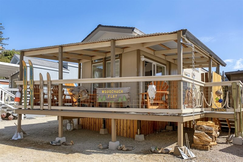 Woodchuck Flat - Fort Bragg California, vacation rental in Caspar
