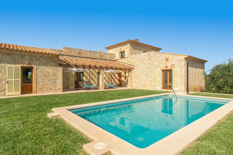 FETGET-CAN BOSCO - Villa for 4 people in Son Servera, vacation rental in Son Servera
