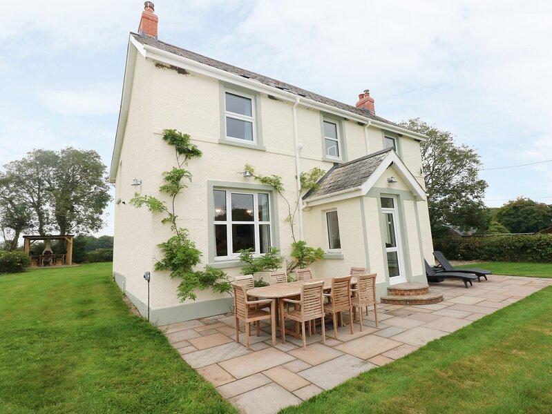 Copybush Cottage, Lawrenny, casa vacanza a Houghton