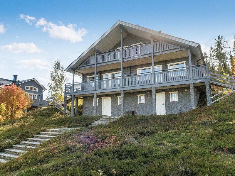 Pohjantähti, aluguéis de temporada em Haapalanlahti