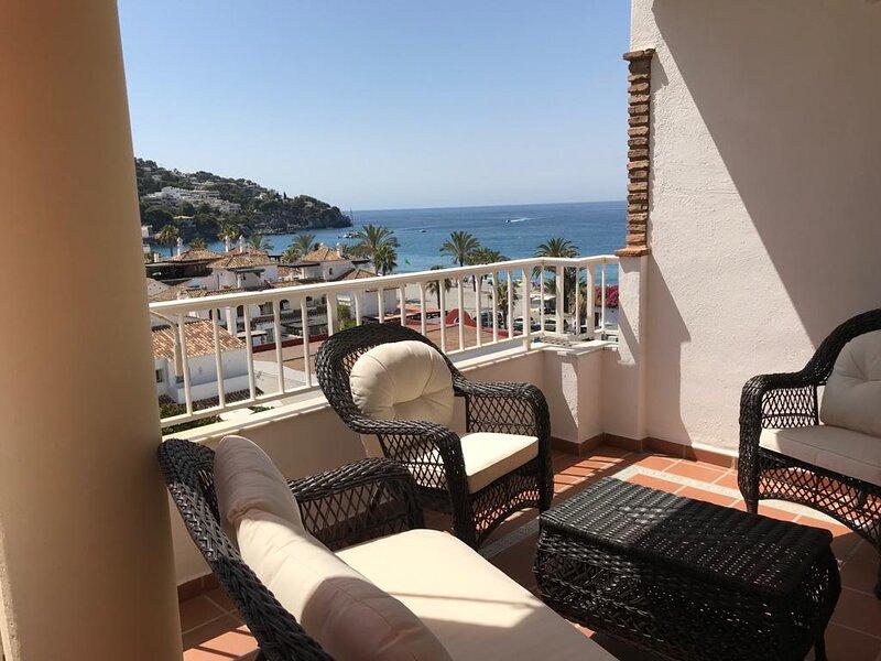 Apartamento en La Herradura playa, alquiler de vacaciones en La Herradura