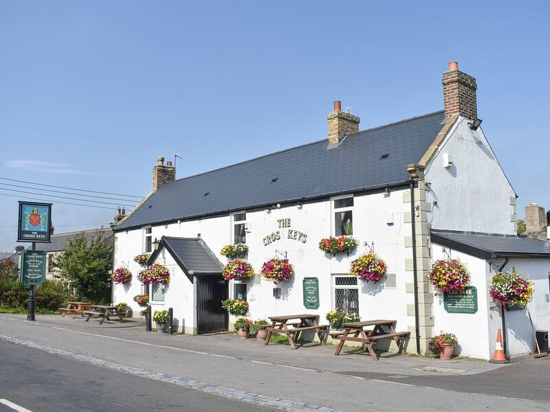 The Cross Keys Lodge, location de vacances à Lanchester