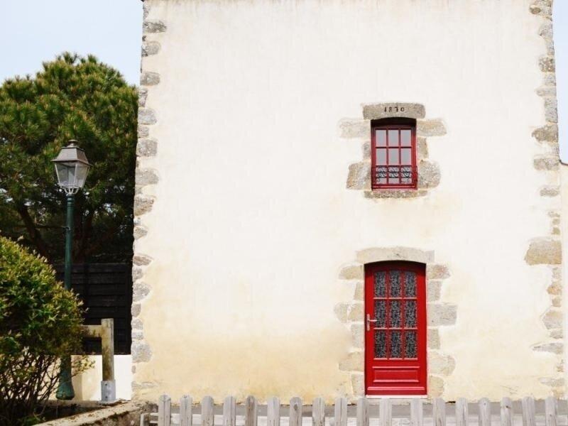 Gîte Maupertuis, location de vacances à Batz-sur-Mer